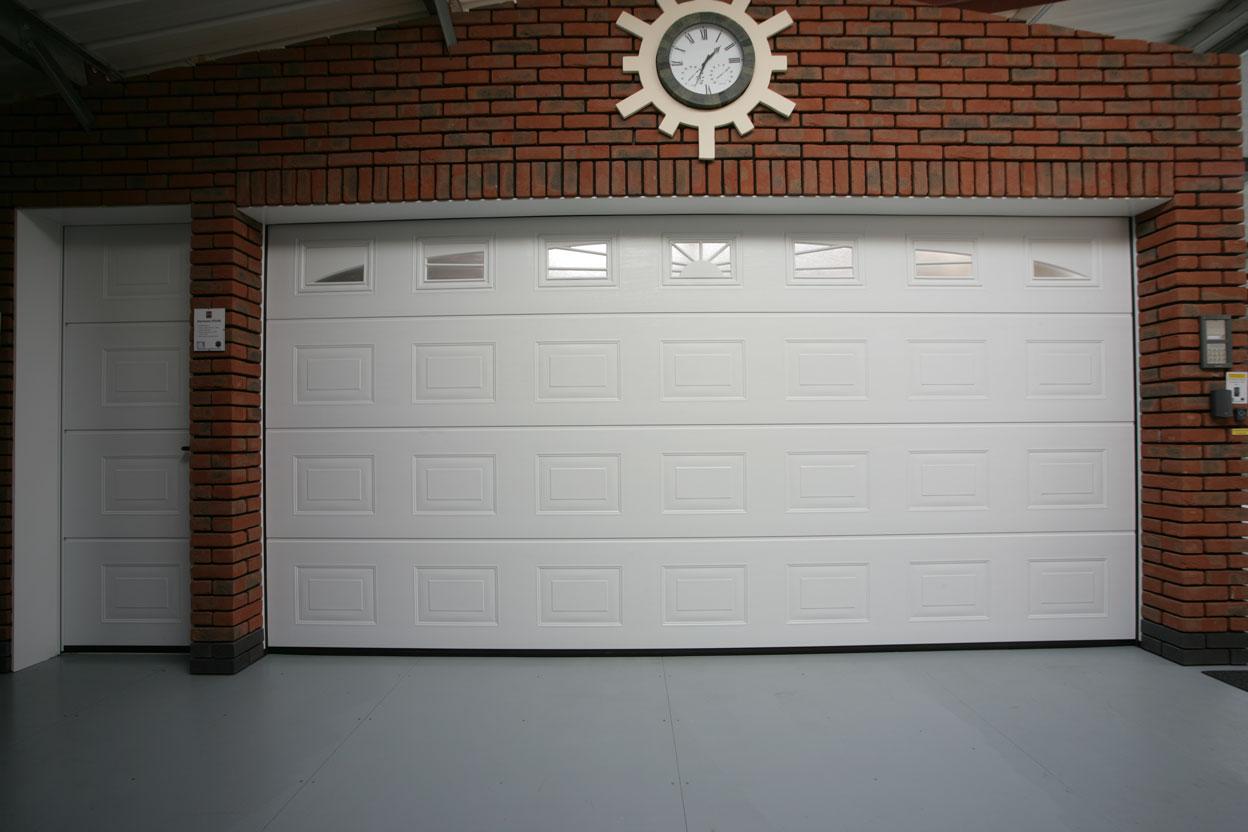 Showroom Mansfield Garage Doors