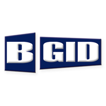 BGID garage doors logo