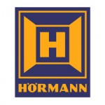 Hormann garage doors logo