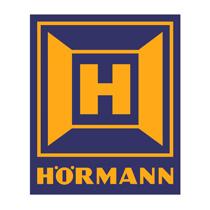 Hormann garage doors logo