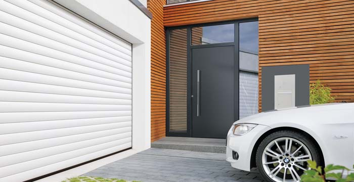 hormann electric garage door