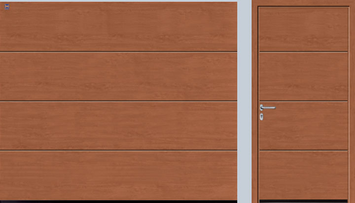 Safety \u0026 Security & Sectional Garage Doors