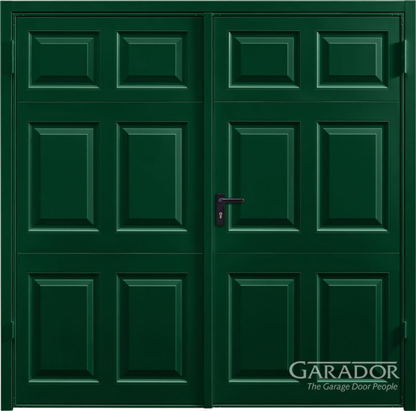 swing door beaumont_fir-green