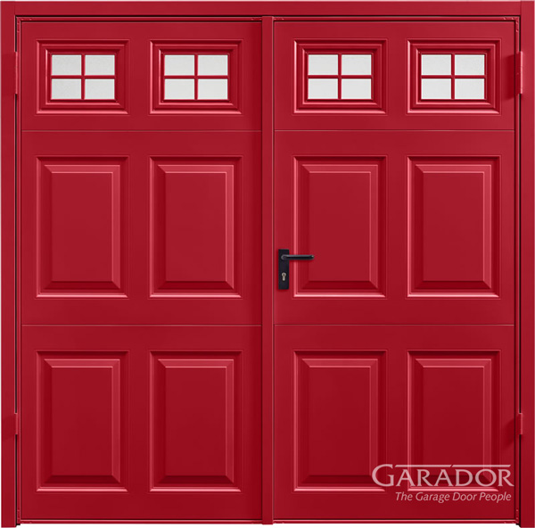 swing door_beaumont_window_ruby-red