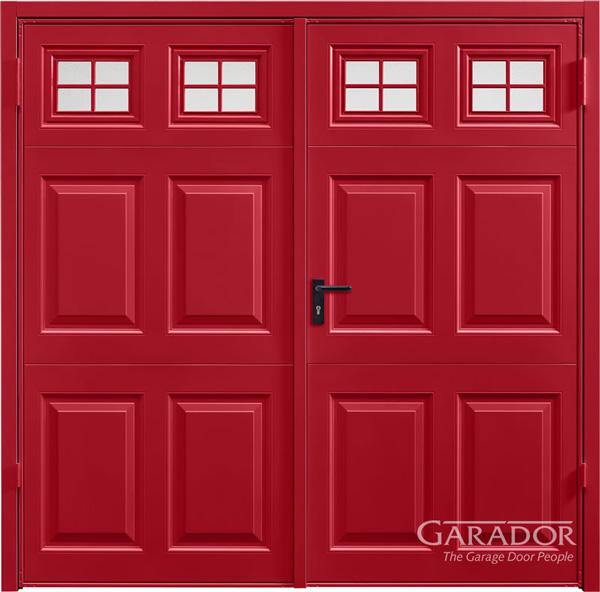 swing door_beaumont_window_ruby-red