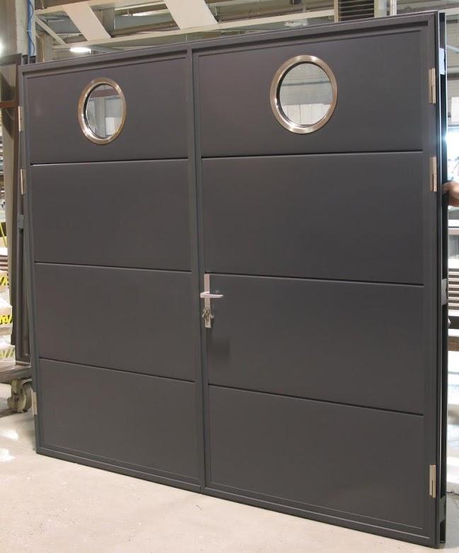 ryterna-side-hinged swing door