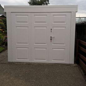 BGID Rowley Range side-hinged garage door